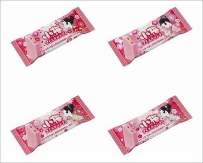 小梅ちゃんがアイスキャンディに?カロリーと値段は?口コミも!2