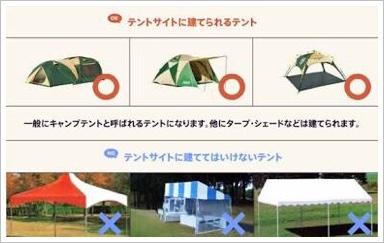 ライジングサンのキャンプに必要な準備や持ち物は?チケット値段も2