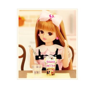 明星チャルメラ(リカちゃんヌードル)ポトフ味!のカロリーと口コミ4
