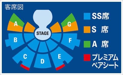 シルクドソレイユ(名古屋)のチケットを割引料金で!座席表と評判も4