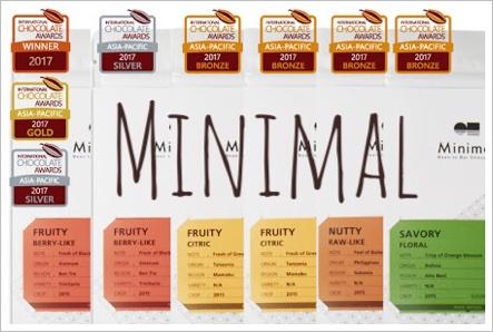 ミニマルチョコレートがテレビに!取り扱い店舗は?価格や口コミも!3