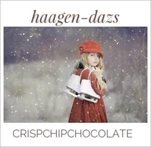 ハーゲンダッツにクリスプチップチョコレートが?値段とカロリーは?1