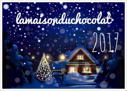 ラメゾンデュショコラのクリスマスケーキ2017!値段と口コミは?1