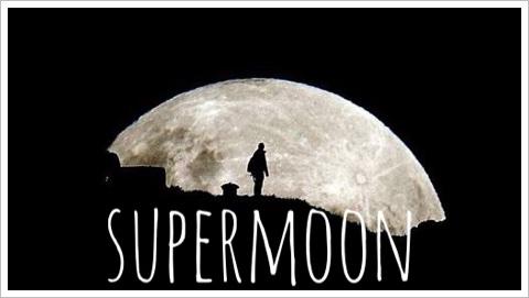 スーパームーン2017は見れる?12月4日の天気や見ごろの時間・方角!3