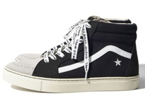 glamb(グラム)Helly hi-cut sneakers