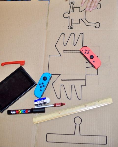 【爆笑】Nintendo Labo(ニンテンドーラボ)の天才が!ツイッター画像w9