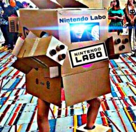 【爆笑】Nintendo Labo(ニンテンドーラボ)の天才が!ツイッター画像w4