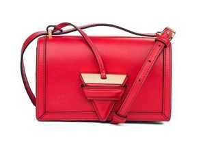 Barcelona Small Bag primary red1