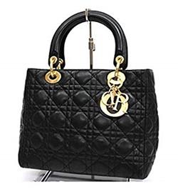 Dior(ディオール) ハンドバッグ ラムスキン