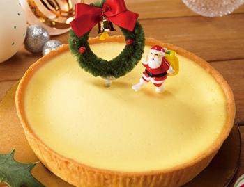 北海道マスカルポーネのチーズケーキ