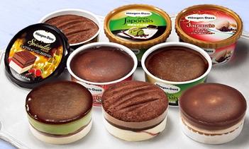 アイスクリームスイーツセット