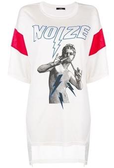 DIESEL Noize プリント Tシャツ